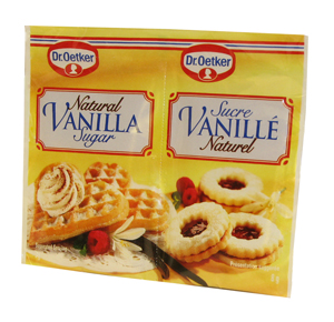 Dr Oetker Natural Vanilla Sugar