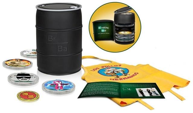 Breaking Bad- The Complete Series  plus UltraViolet Digital Copy (Blu-ray)